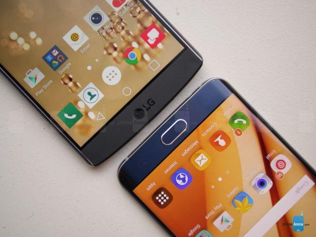 LG V10 VS Samsung Galaxy S6 Edge Plus P1080416.JPG