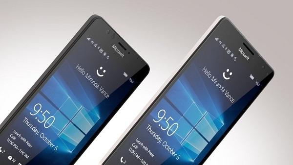 Problemi hardware in vista per il Microsoft Lumia 950 XL