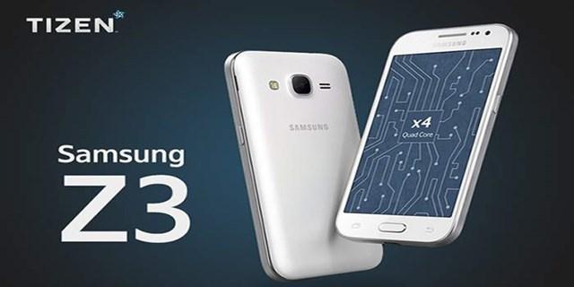 Tizen Samsung Z3
