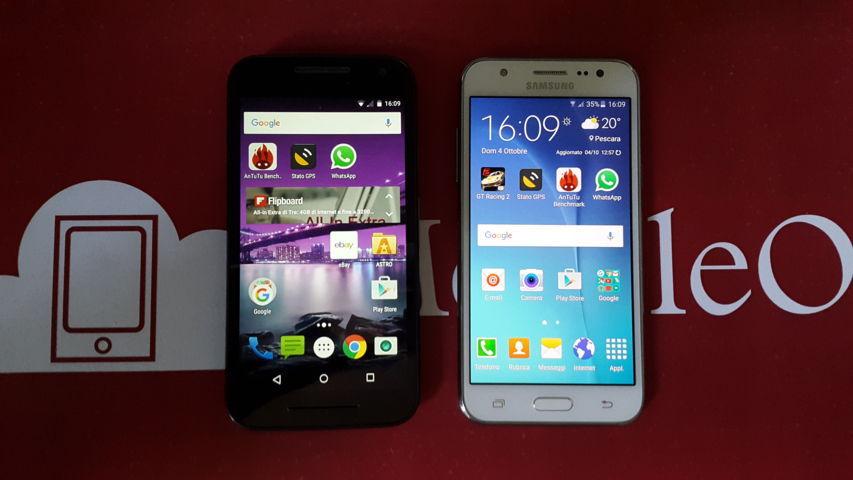 Video Confronto Moto G 2015 VS Samsung Galaxy J5 2015-10-04 16.09.47