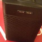 Video Prova Olixar SoundPear Wireless Bluetooth Speaker 2015-10-02 20.51.25