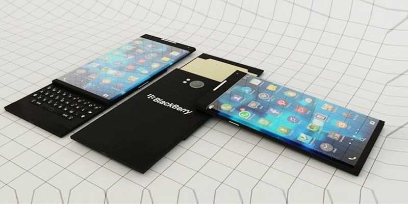 nuovo Blackberry Priv