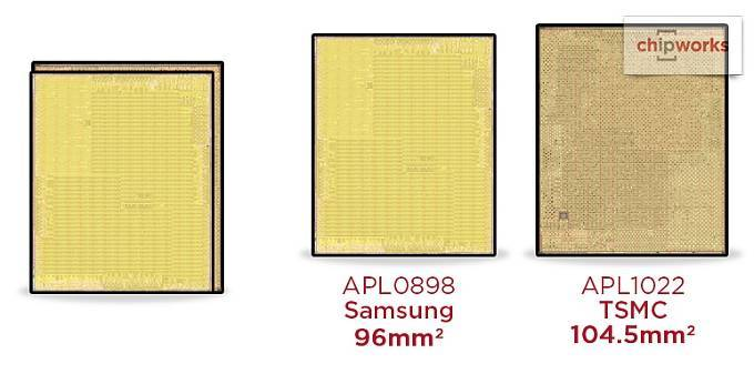 iPhone-6s-Apple-A9-Samsung-TSMC iPhone 6s Plus