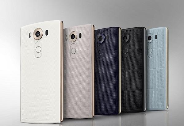 batteria LG V10