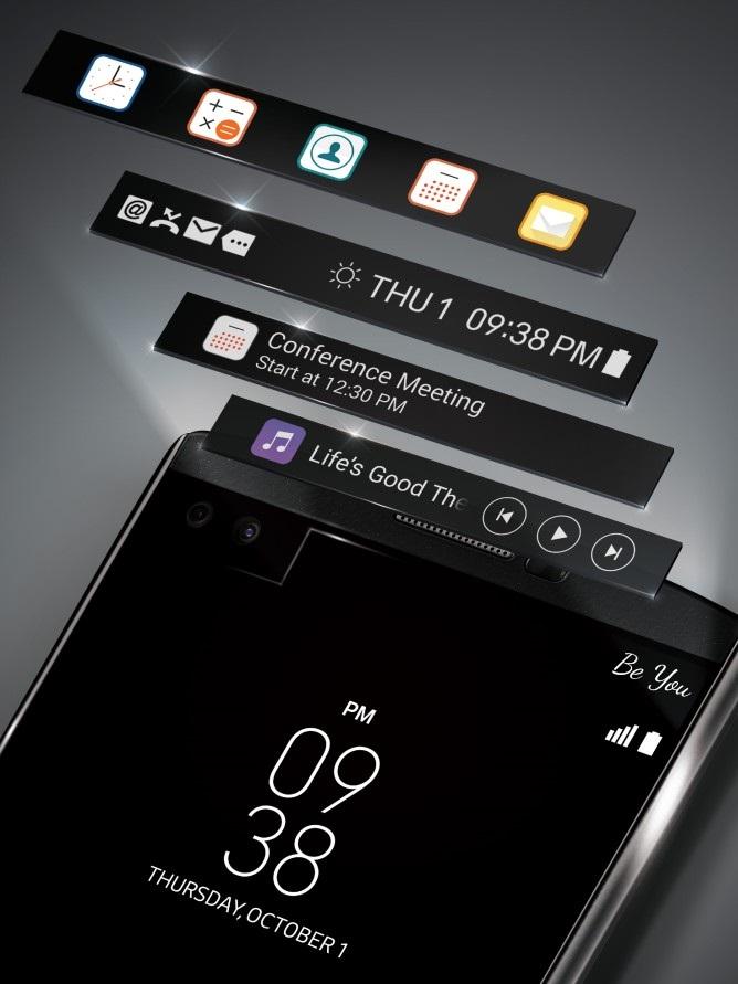 Caratteristiche LG V10