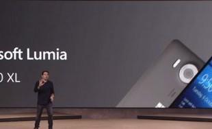 lumia 950 XL e Lumia 950