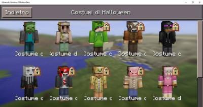 minecraft - halloween