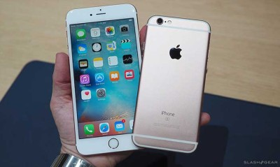 iPhone 6s vs iPhone 6