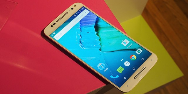 Android Marshmallow per Motorola Moto X Pure Edition