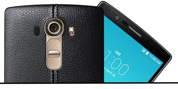 Aggiornamento Android Marshmallow LG G4