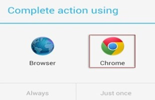 Come cambiare browser default su Android Marshmallow e Lollipop