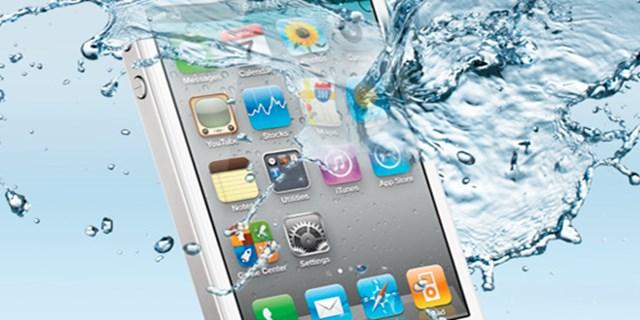 proteggere gli iPhone da liquidi,