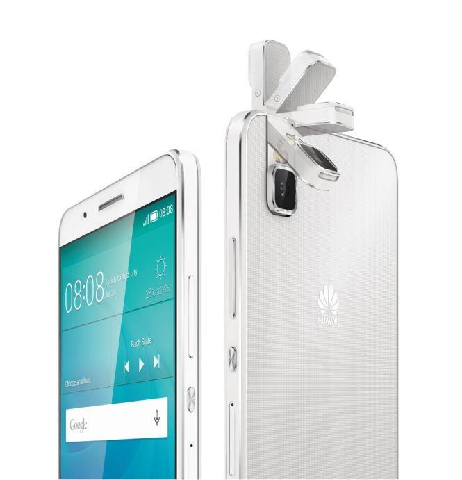 Huawei ShotX: Ecco il nuovo smartphone dual sim con camera ...