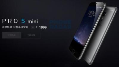 Meizu Mini Pro 5