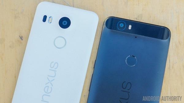 Nexus 5X vs Nexus 6P