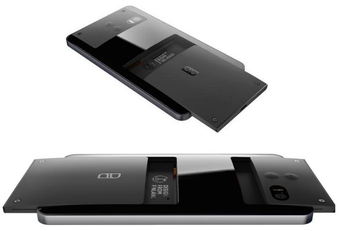 smartphone modulare