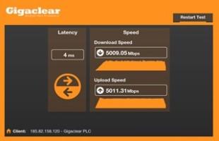 Regno Unito la rete in fibra a 5 Gbps è realtà