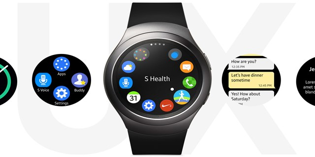 Supporto iOS per Gear S2