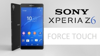 Rumors Sony Xperia Z6
