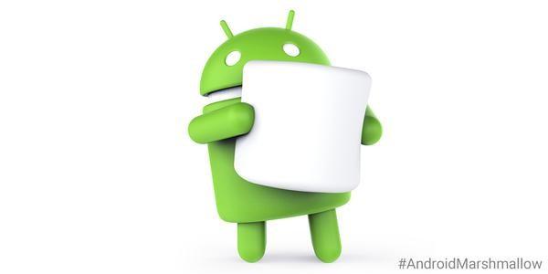 aggiornamento Android 6.0.1 Marshmallow