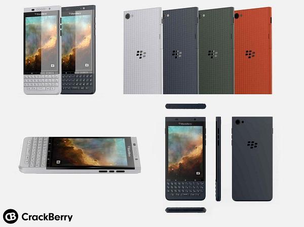 Secondo smartphone Android Blackberry