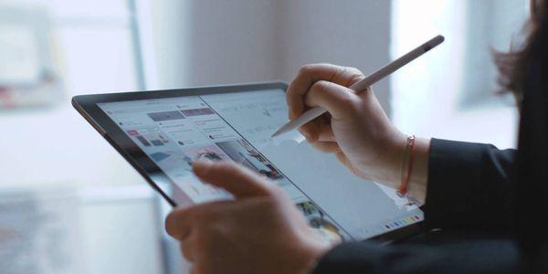 blocco iPad Pro carica