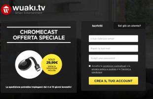 nuova chromecast 2