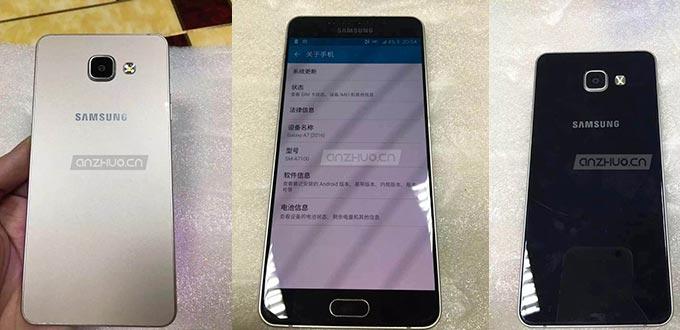 nuovi Samsung Galaxy A