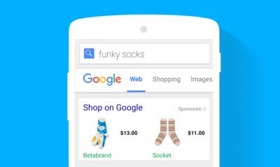 google-shopping aggiornamento