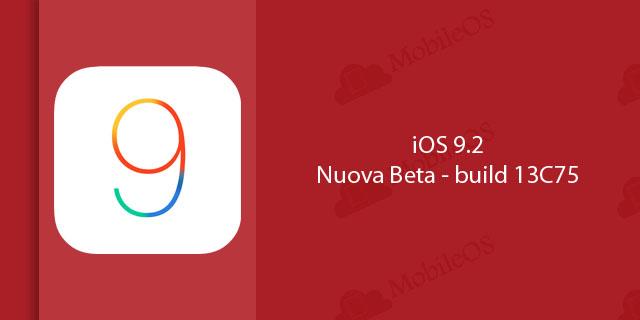 aggiornamento ad iOS 9.2