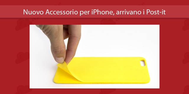 accessorio iphone