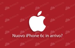 nuovo iphone 6c