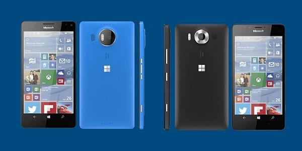 test fotografico Lumia 950