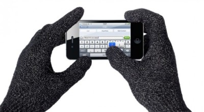 touchscreen Apple