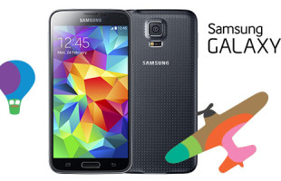 Android 6.0.1 Galaxy S5