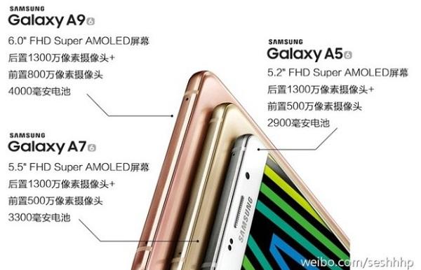Batteria Galaxy A9