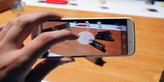 Moto Camera App su Android