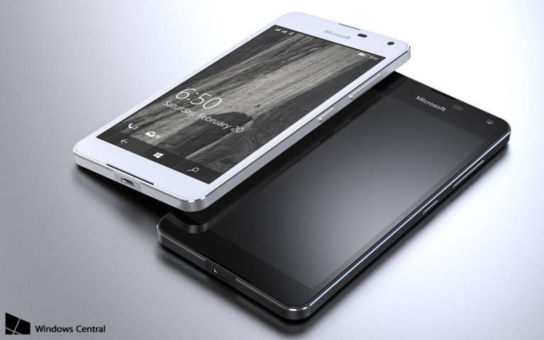 Lumia650_Group4 Microsoft Lumia 650