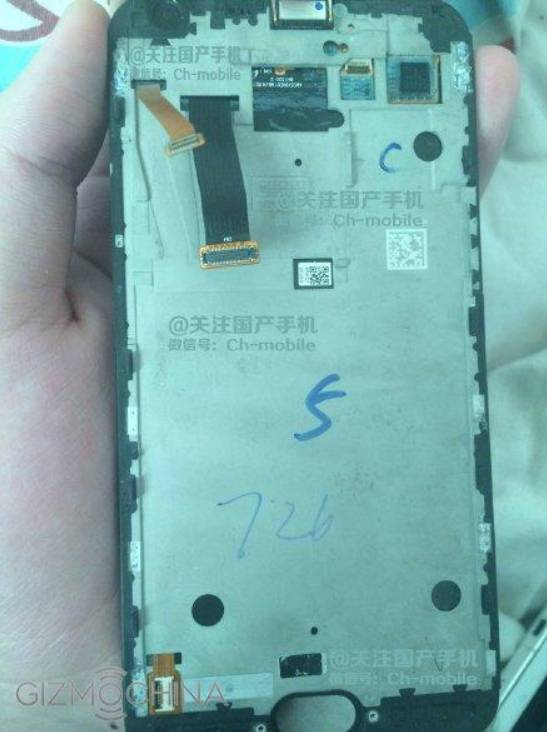 New-images-allegedly-reveal-the-front-panel-for-the-Xiaomi-Mi-5 Xiaomi Mi 5