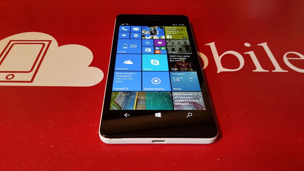 Recensione Lumia 950 010