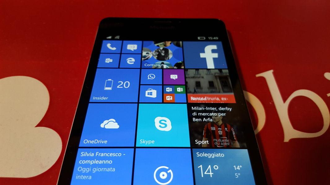 Recensione Lumia 950 013