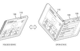 Smartphone Flessibile e Trasformabile in Tablet per Samsung