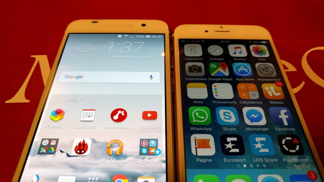 Video Confronto HTC One A9 VS iPhone 6s 2015-12-05 01.37.57