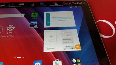 Video Recensione Asus ZenPad 10 20160118_110351