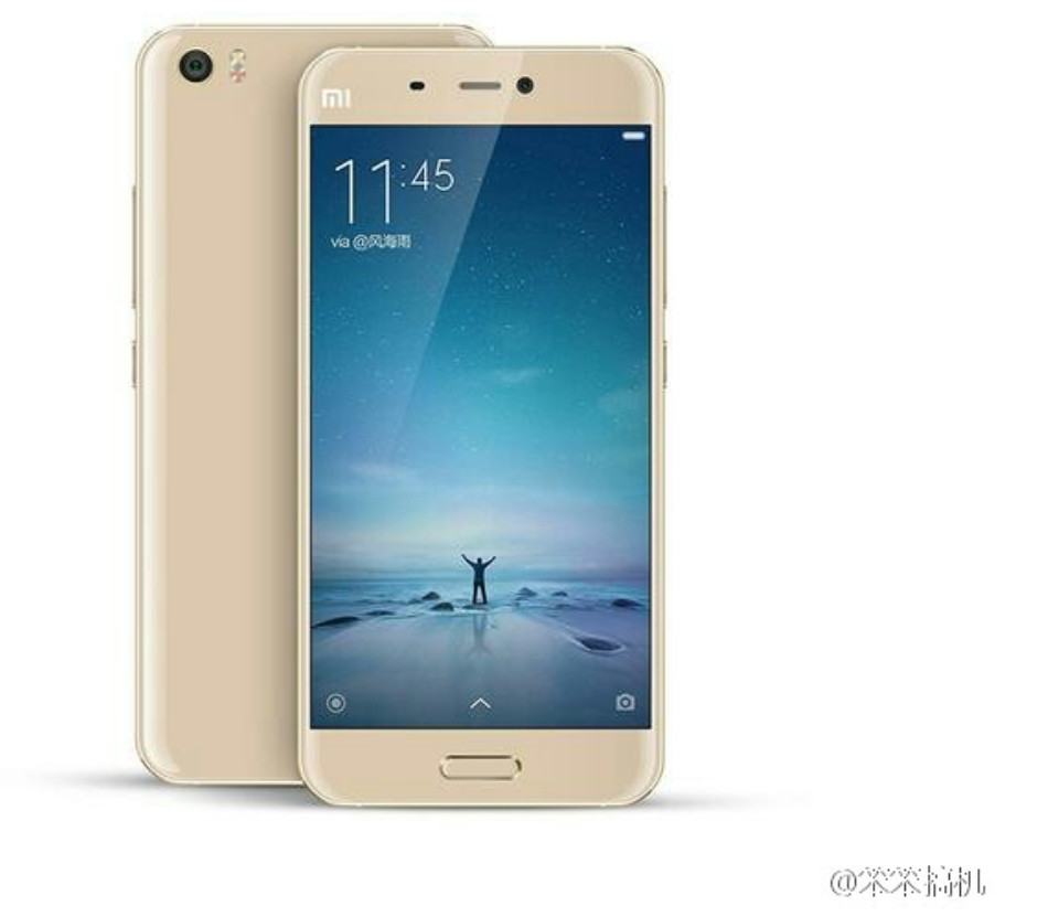 foto press Render Xiaomi Mi5 Xiaomi-Mi-5-in-Gold