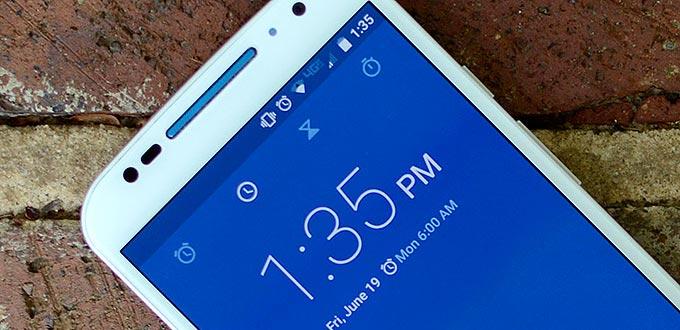 Aggiornamento Android Marshmallow 6.0.1
