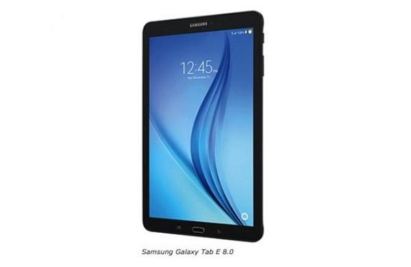 caratteristiche Galaxy Tab E 8.0