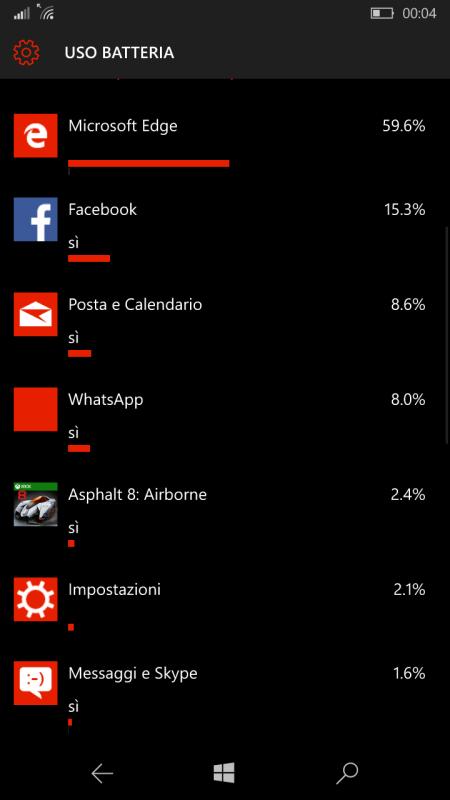 lumia 550 battery