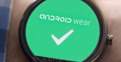 nuova grafica Android Wear