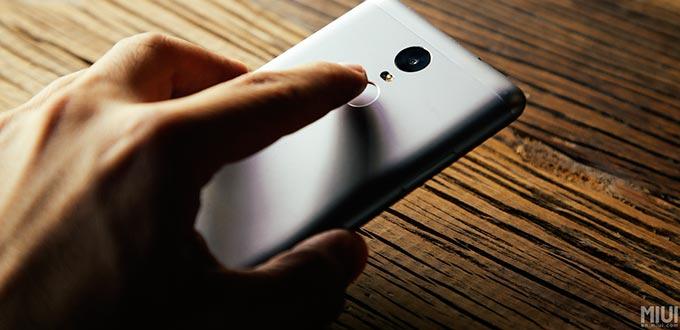Fotocamera Xiaomi Redmi Note 3